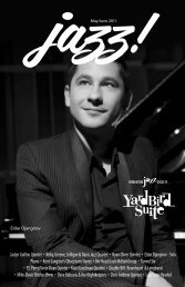 Jaclyn Guillou Quintet • Kirby, Greene, Colligan ... - Yardbird Suite