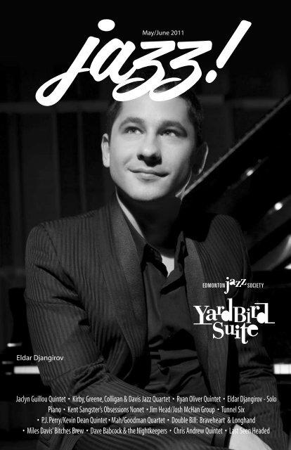 Jaclyn Guillou Quintet • Kirby, Greene, Colligan ... - Yardbird Suite