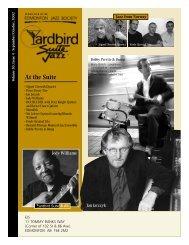 At the Suite - Yardbird Suite
