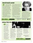 • Peter Leitch Trio • David Liebman Group • Ruthie ... - Yardbird Suite - Page 3
