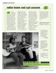 • Peter Leitch Trio • David Liebman Group • Ruthie ... - Yardbird Suite - Page 4