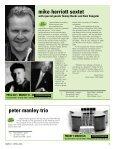 • Peter Leitch Trio • David Liebman Group • Ruthie ... - Yardbird Suite - Page 5