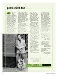 • Peter Leitch Trio • David Liebman Group • Ruthie ... - Yardbird Suite - Page 6