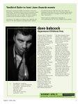 • Peter Leitch Trio • David Liebman Group • Ruthie ... - Yardbird Suite - Page 7
