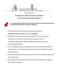 Andreas-Albert- chule - Andreas-Albert-Schule
