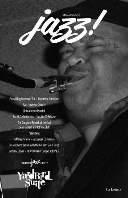 Pascal Niggenkemper Trio – Upcoming Hurricane ... - Yardbird Suite