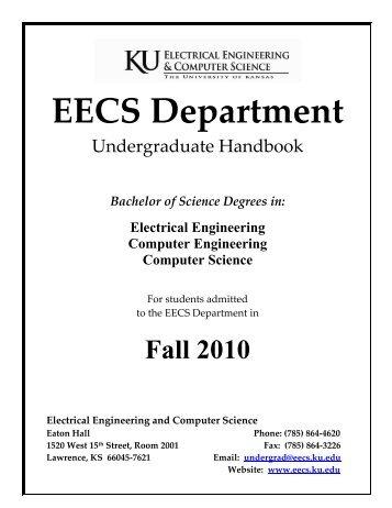 Fall 2010 Undergraduate Handbook - Electrical Engineering and ...