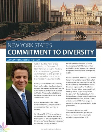 COMMITMENT TO DIVERSITY - Intelligent Jobsites
