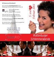 GastRO Rottenburger Schlemmerabende
