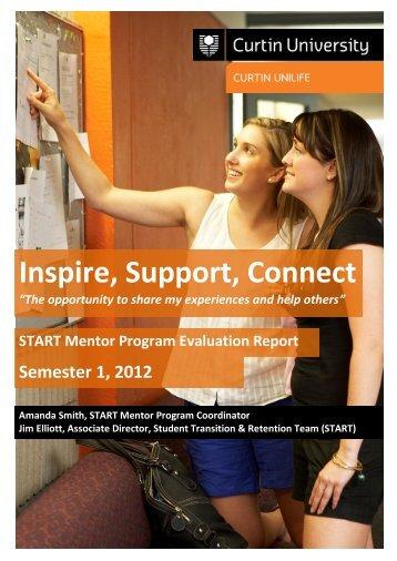 2012 S1 Mentor Program Report - Unilife - Curtin University