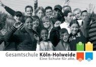 Gesamtschule Köln-Holweide - Integrierte Gesamtschule Holweide