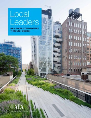 Local Leaders: Healthier Communities Through Design