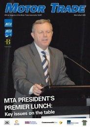 March/April - MTA