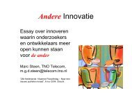Andere Innovatie sheets.pdf - Marc Steen