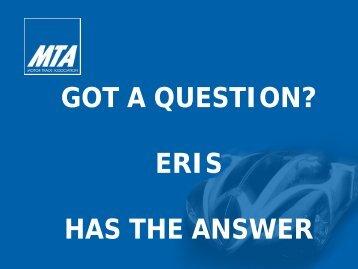 ERIS - MTA
