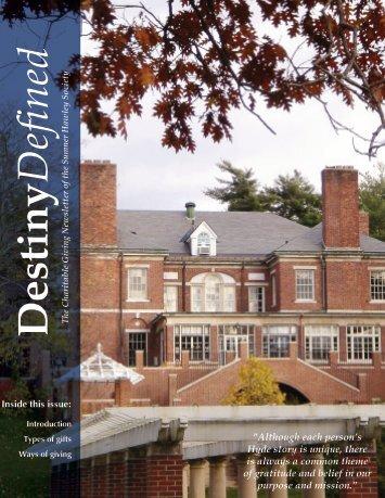 Newsletter 4 - Hyde Schools