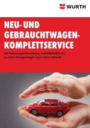 neu- und gebrauchtwagen- komplettservice - Adolf Würth GmbH ...