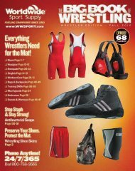 Fall 2010 Big Book of Wrestling - Wrestler Edition - Worldwide Sport ...