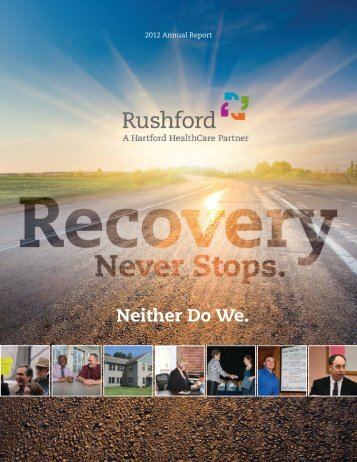 2012 Annual Report - Rushford