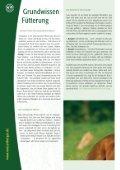 Fütterungstipps von Nösenberger - Page 2