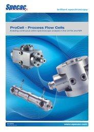 ProCell - Process Flow Cells - Specac