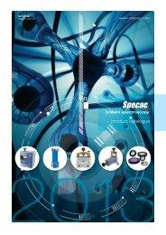 Specac 2013 Catalogue