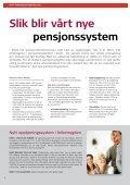 Slik blir din bedrift berørt Bedrift & pensjon - Storebrand - Page 4