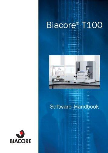 T100 Software Handbook
