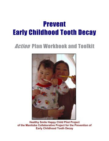 Prevent Early Childhood Tooth Decay - Winnipeg Regional  Health ...