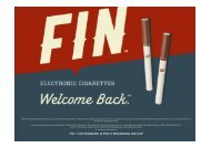 tnt / crossmark & finiti branding group - Nationwide Candy LLC