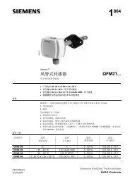 1864 风管式传感器QFM21...