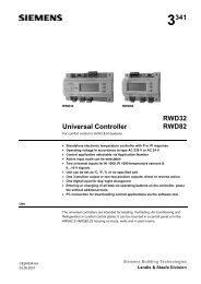 3341 Universal Controller RWD32 RWD82