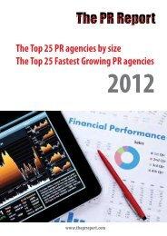 PR Agencies in Australia - The PR Report