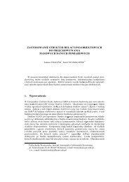 artykuł - Instytut Automatyki i Informatyki Stosowanej - Politechnika ...