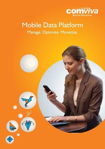 Mobile Data Platform