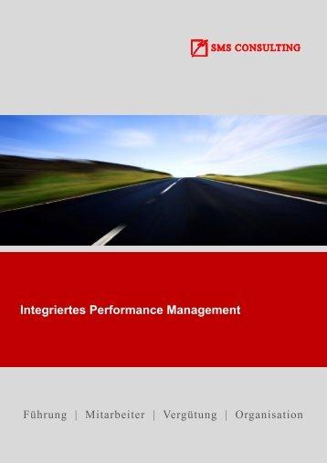Integriertes Performance Integriertes Performance Management