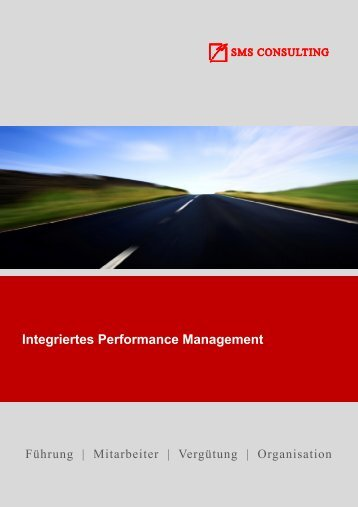 Integriertes Performance Integriertes Performance Management