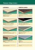 Lap-lemez termékek - Falco Depo Udvar - Page 6