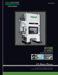 to View - Minster Machine Company