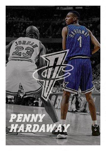 Penny Hardaway Zine