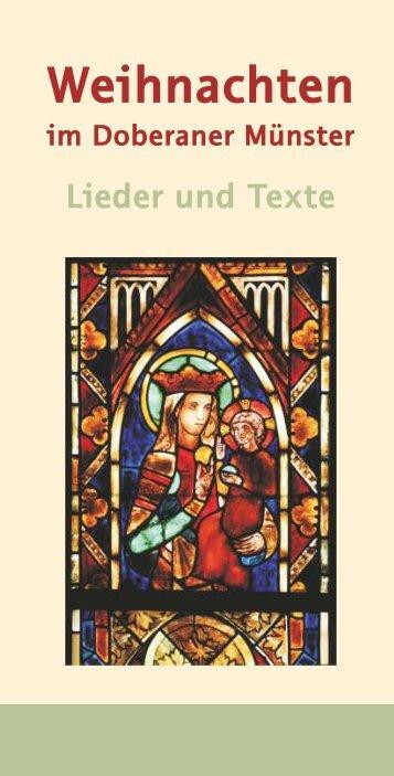 Weihnachten - Doberaner Münster