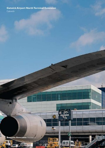 Gatwick Airport North Terminal Extension Gatwick - Bennetts ...