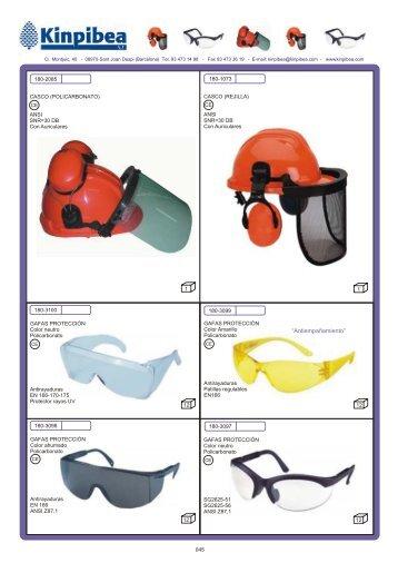 Gafas - Kinpibea