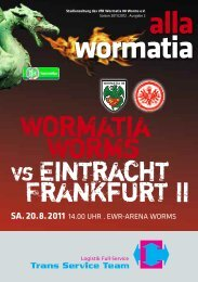 0 - Wormatia Worms