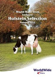 Download in PDF Format - World Wide Sires UK