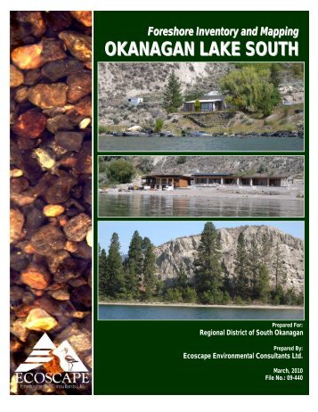 OKANAGAN LAKE SOUTH - District of Peachland