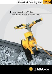 Electrical Tamping Unit 62.04