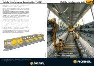 Mobile Maintenance Unit 69.50 Mobile Maintenance Composition ...