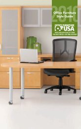 Office Furniture Style Guide - Office Furniture USA