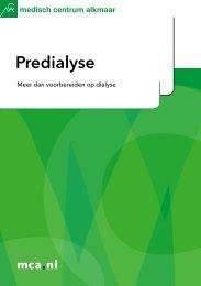 Predialyse - Mca
